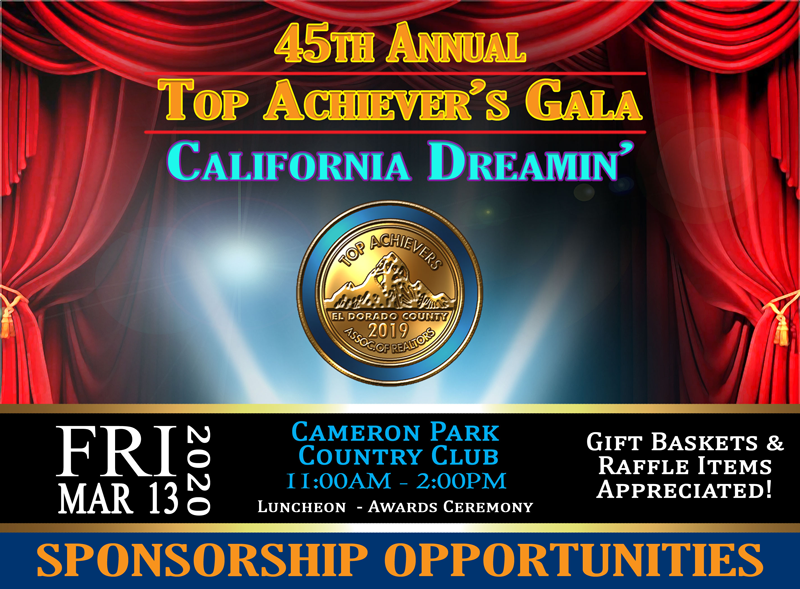 Top Achievers Sponsor